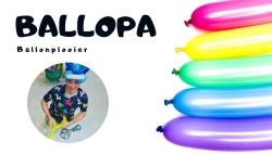 Afbeelding › Ballonplooier Pascal