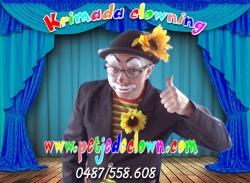 Afbeelding › Clown Izewieze & Petje de clown