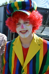 Afbeelding › Clown Tobias
